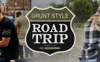 Grunt Style begins charity road trip