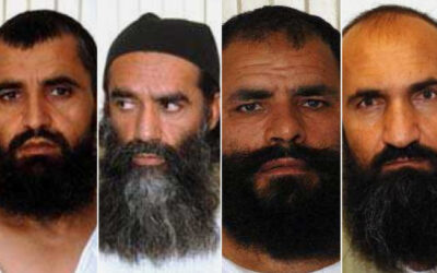 Taliban traded for Bergdahl now running Afghanistan