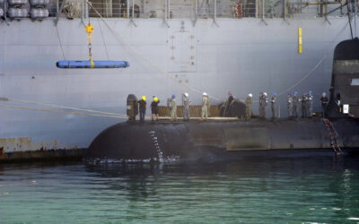Australia abruptly cancels French submarine contract