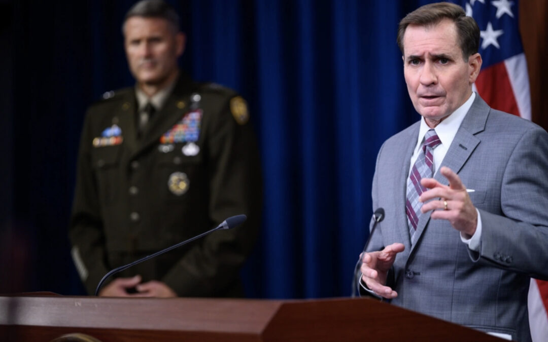 Pentagon Reverses Itself And Now Says A Deadly Kabul Drone Strike Was An Error