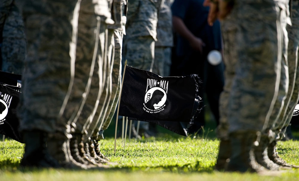 Today is National POW/MIA Recognition Day
