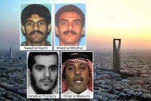 Saudi Arabian nationals connected to 9 11 hijackers